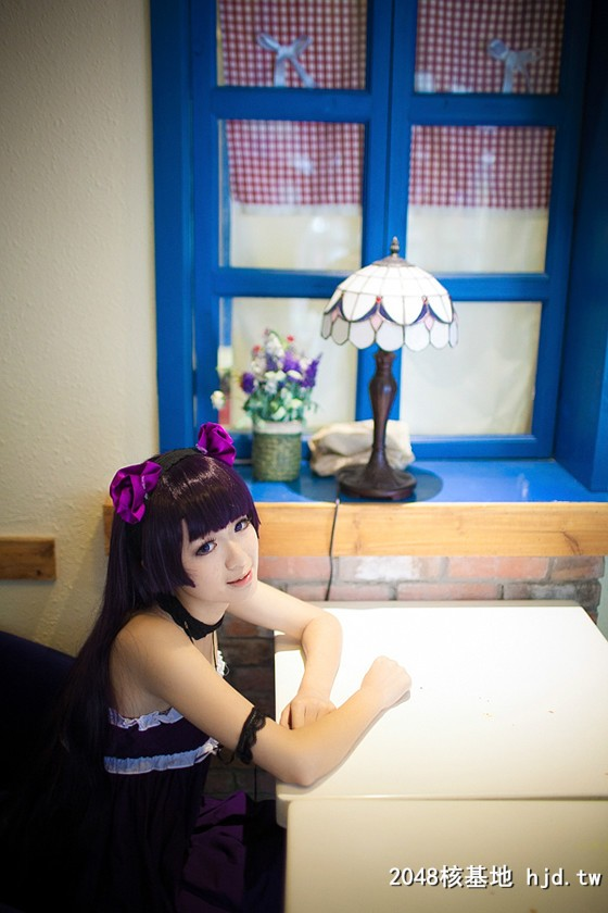 《我的妹妹哪有这么可爱!》五更琉璃Cosplay【CN:Kasukana幽幽】 (18P)插图(1)