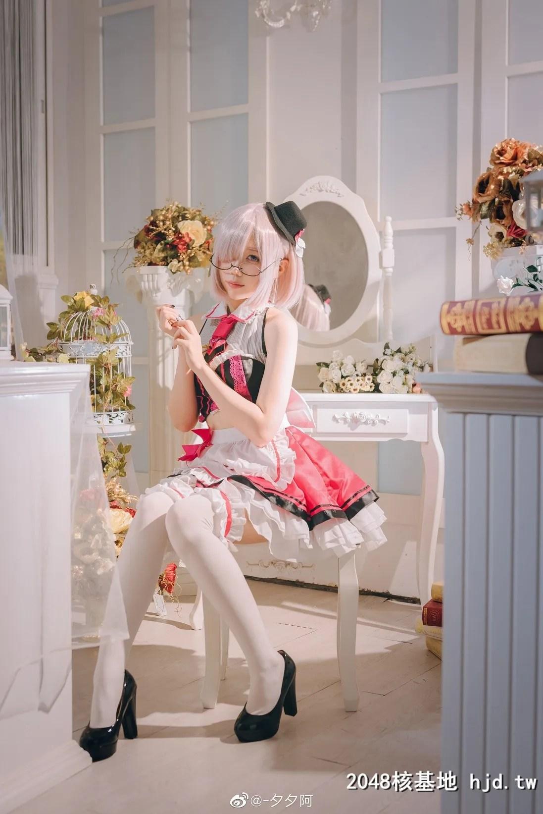 Fate/GrandOrder玛修·基列莱特@-夕夕阿 (9P)插图(4)