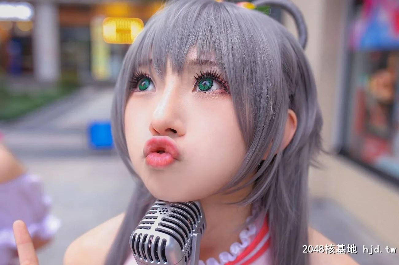 《VOCALOID》超可爱的洛天依X美年达Cosplay【CN:Kitaro_绮太郎】 (12P)插图(7)