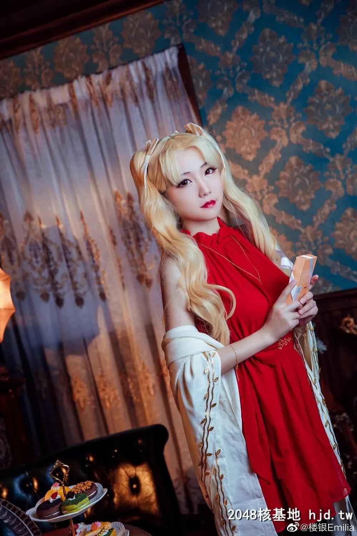 Fate/Grand Order埃列什基伽勒 (艾蕾)情人节礼装@楼银Emilia (10P)插图(1)