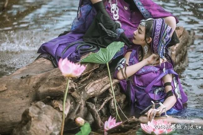 《剑网3》五毒Cosplay【CN:暮子&素渊】 (11P)插图(10)