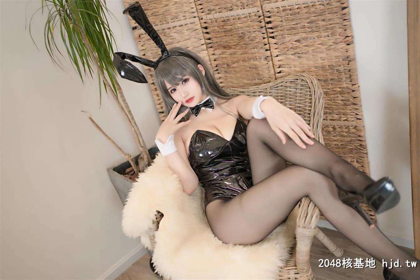 【小仓千代w】 麻衣兔女郎 [24P]插图(3)