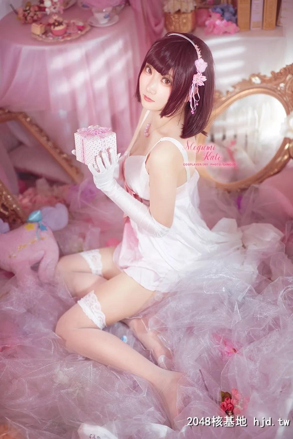 路人女主的养成方法加藤惠 BD特典礼服ver.@艾瑞有点甜 (9P)插图(3)