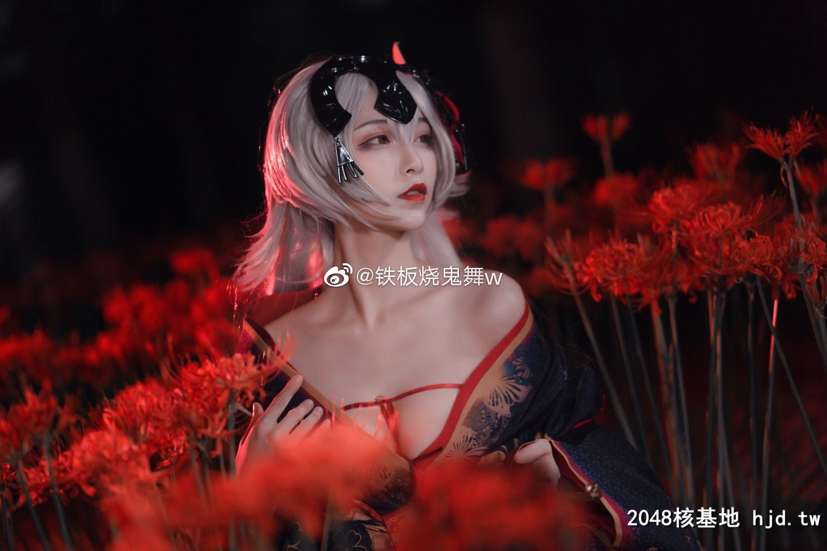 FGO黑贞德@铁板烧鬼舞w (9P)插图(7)