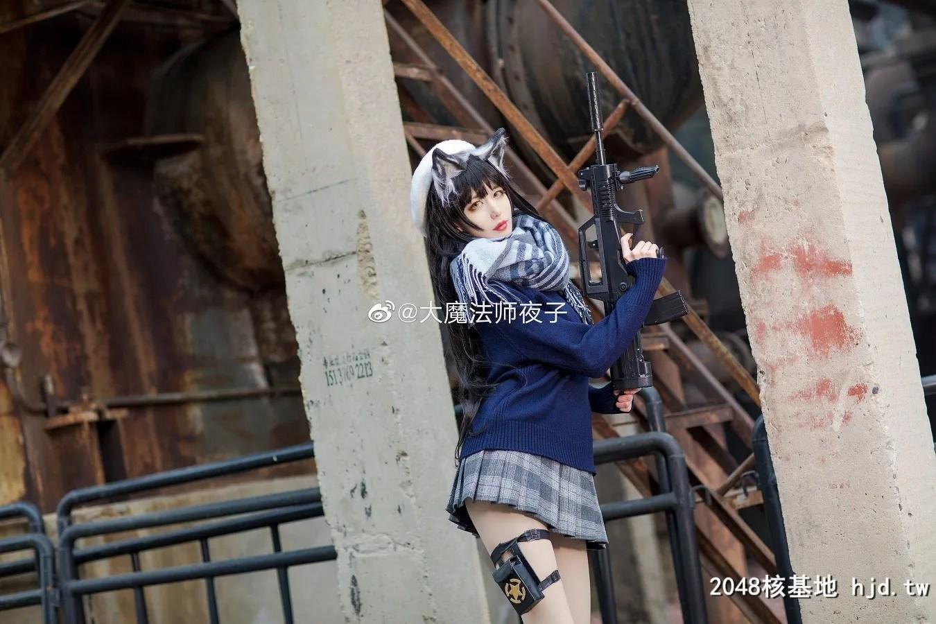 少女前线95式 纯白毕业祭@大魔法师夜子 (10P)插图(8)