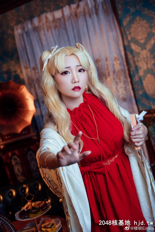 Fate/Grand Order埃列什基伽勒 (艾蕾)情人节礼装@楼银Emilia (10P)插图(3)
