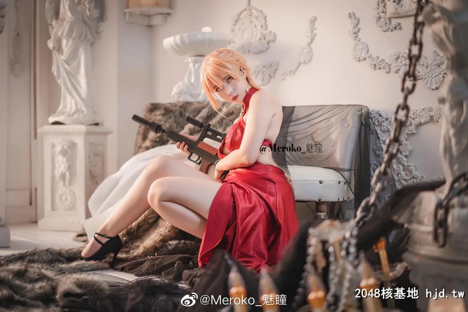 少女前线 OTs-14@Meroko_魅瞳 (8P)插图(4)