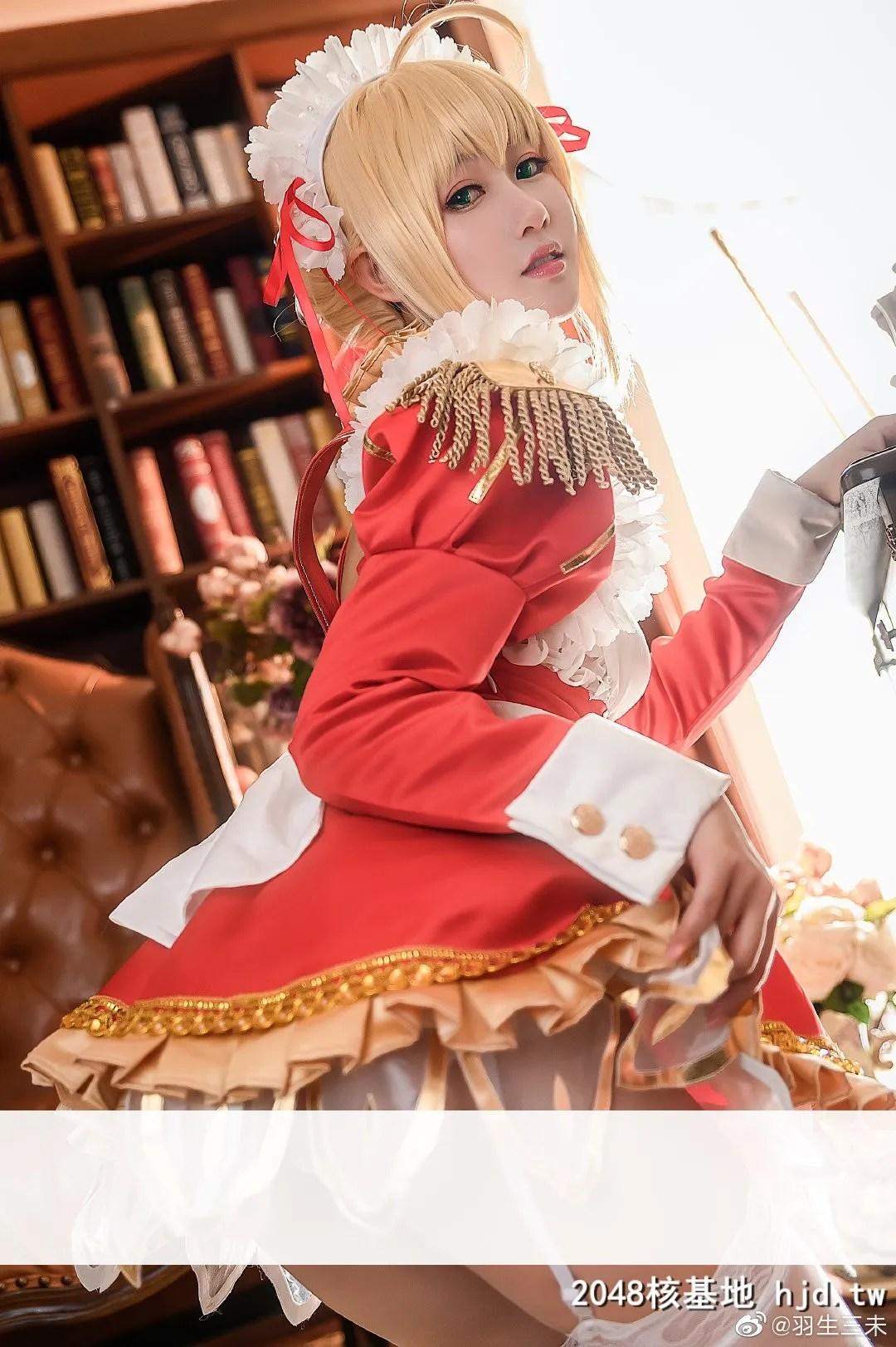 Fate/GrandOrder尼禄·克劳狄乌斯 同人女仆@羽生三未 (9P)插图(5)