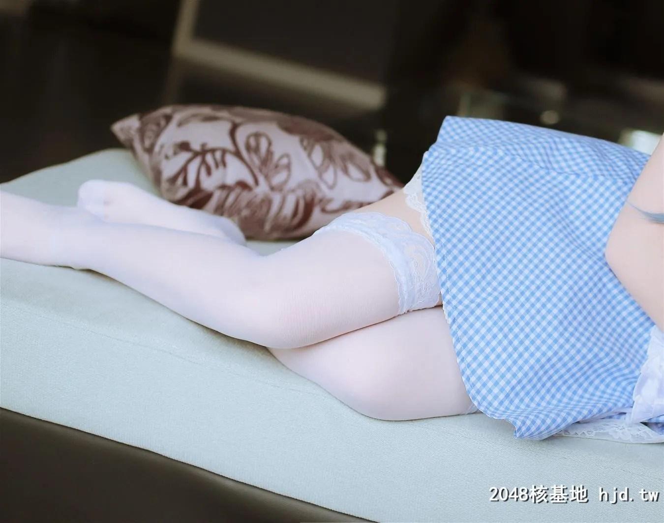 【日奈娇】 蓝色女仆 [46P]插图(2)