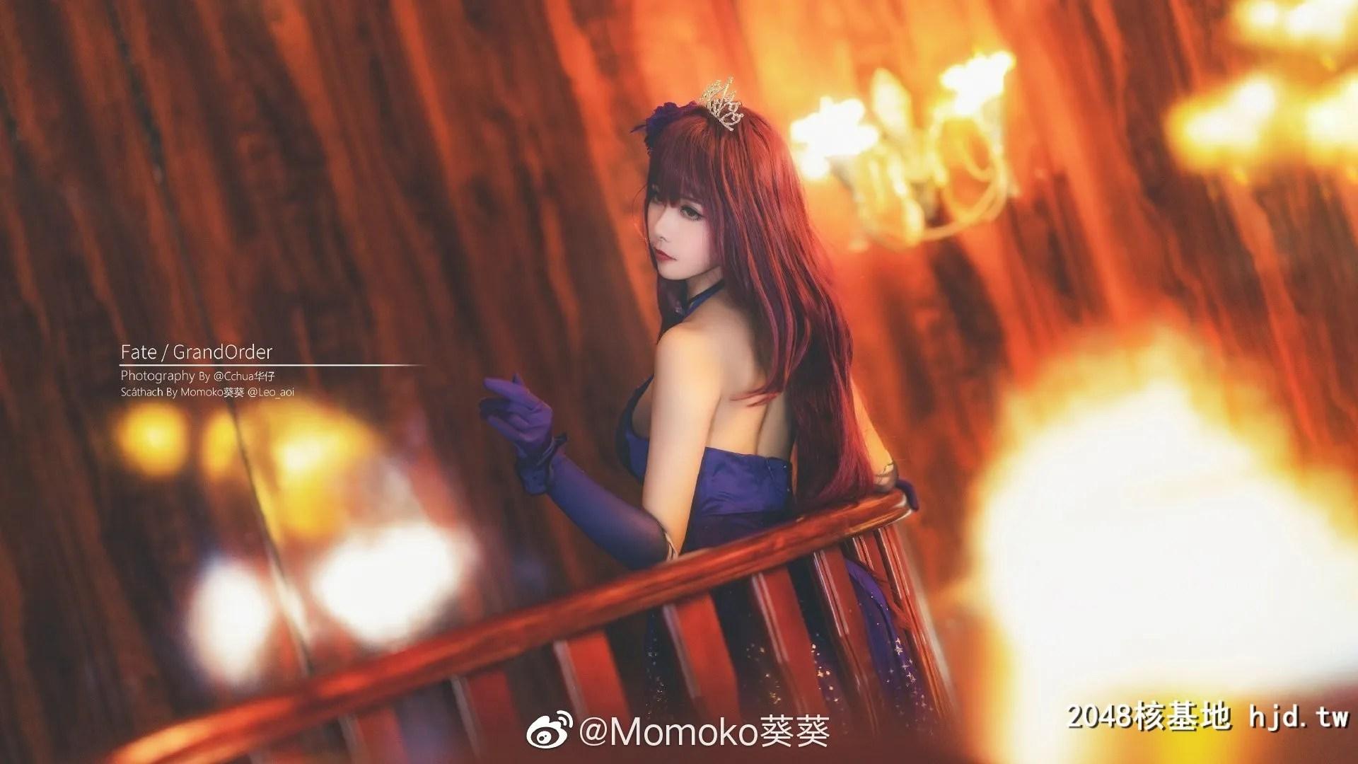 Fate/GrandOrder斯卡哈@Momoko葵葵 (10P)插图(6)