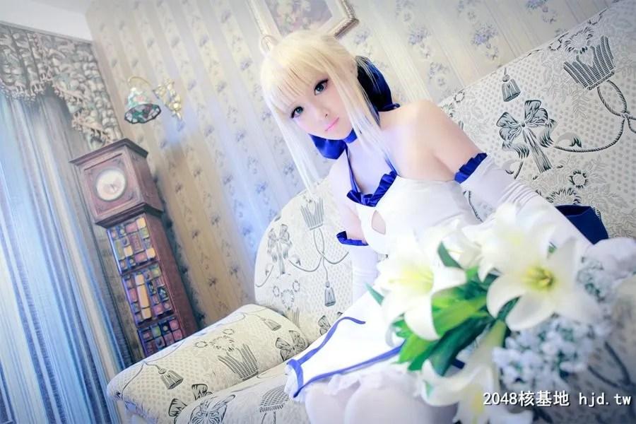 《Fate/stay night》Saber女王Cosplay【CN:水水】 (20P)插图(2)
