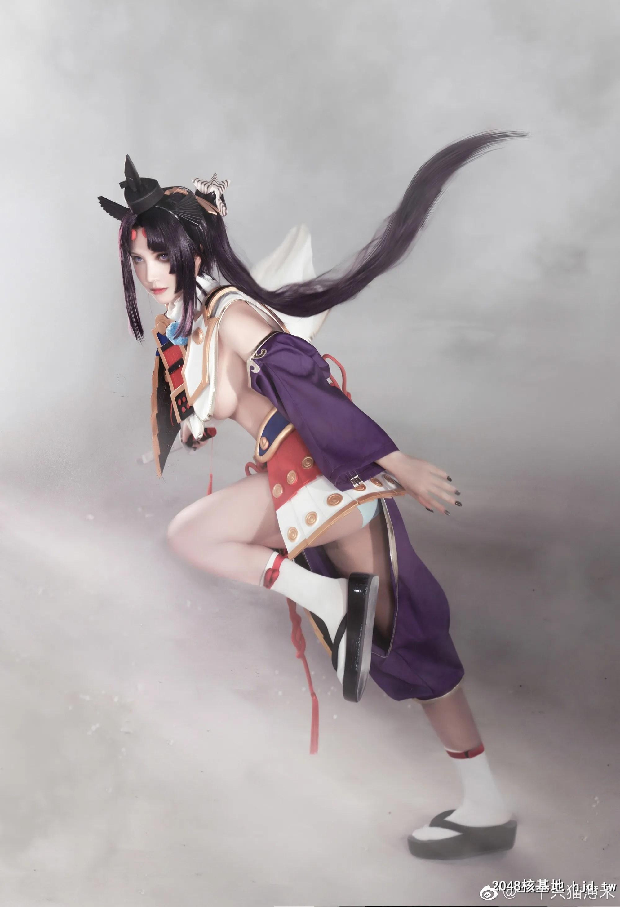 Fate/GrandOrder牛若丸 绝对魔兽战线@一千只猫薄禾 (9P)插图