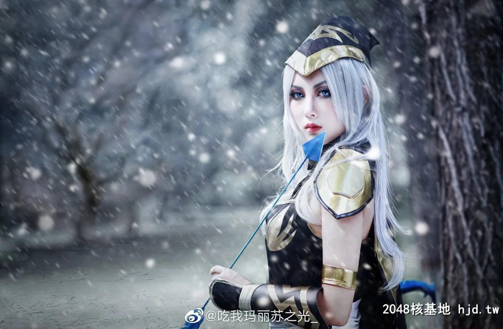 英雄联盟寒冰射手艾希@吃我玛丽苏之光_ (9P)插图(5)