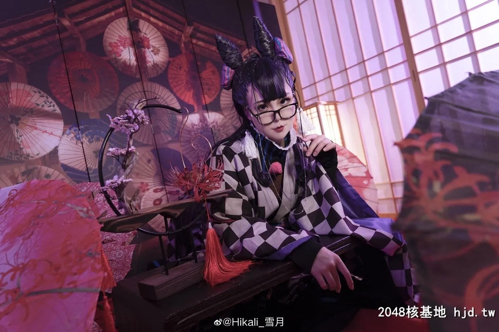 Fate/GrandOrder紫式部@Hikali_雪月 (10P)插图(1)