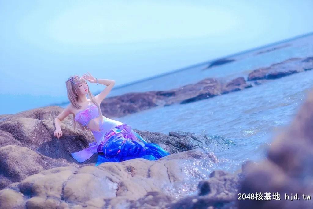 《Love Live!》南小鸟美人鱼Cosplay【CN:南咲咲咲QVQ】 (11P)插图(3)