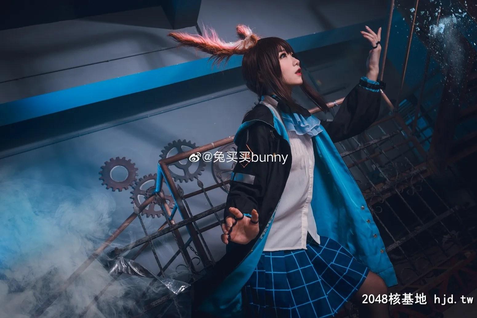 明日方舟阿米娅@兔买买bunny (9P)插图(4)