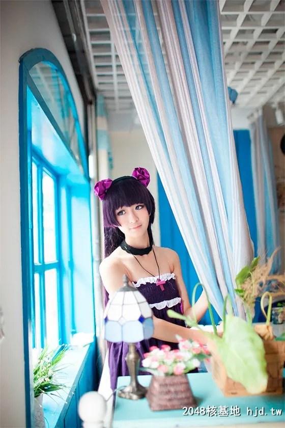 《我的妹妹哪有这么可爱!》五更琉璃Cosplay【CN:Kasukana幽幽】 (18P)插图(11)