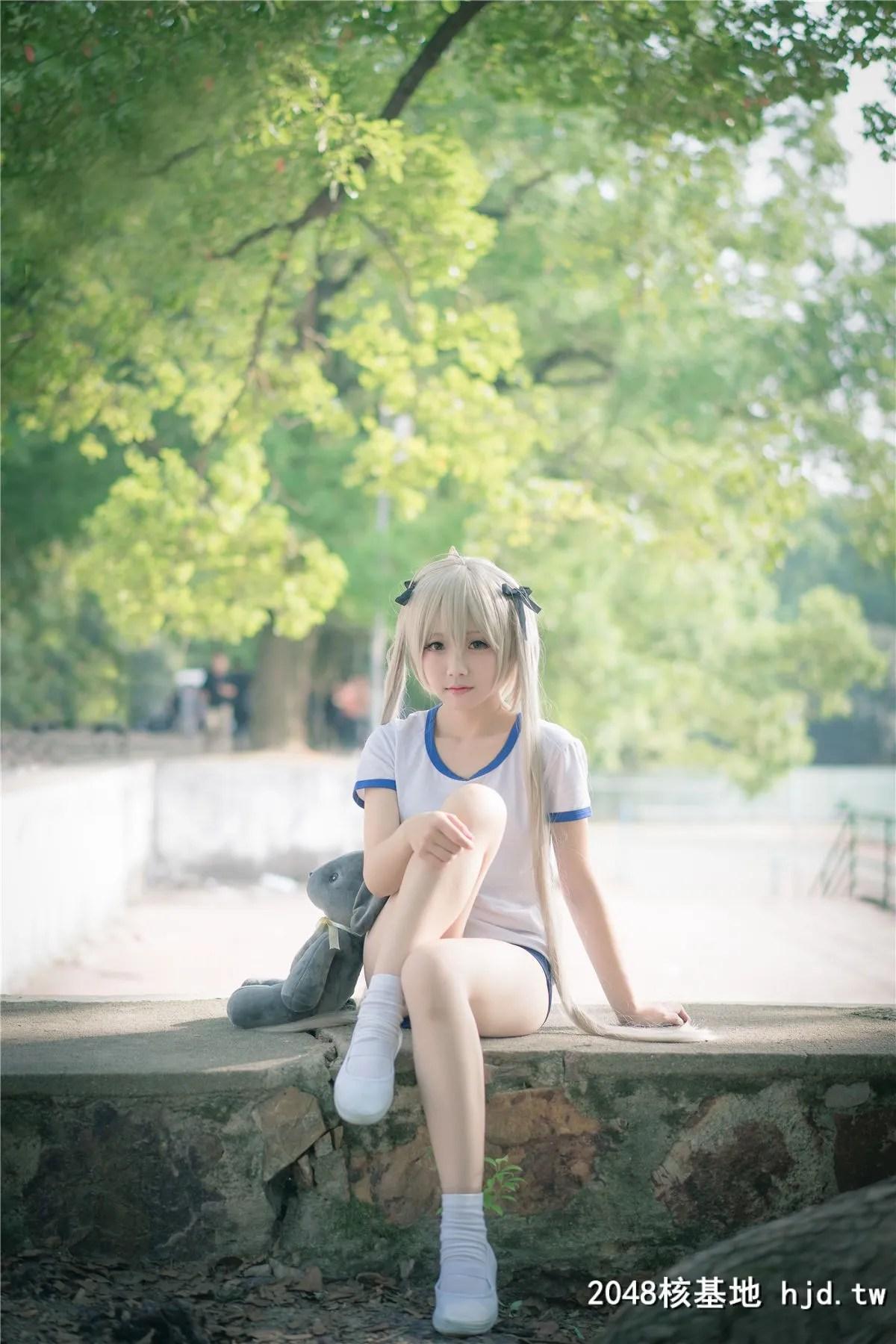 《缘之空》春日野穹(穹妹)体操服Cosplay【CN:一窝窝窝头】 (20P)插图(8)