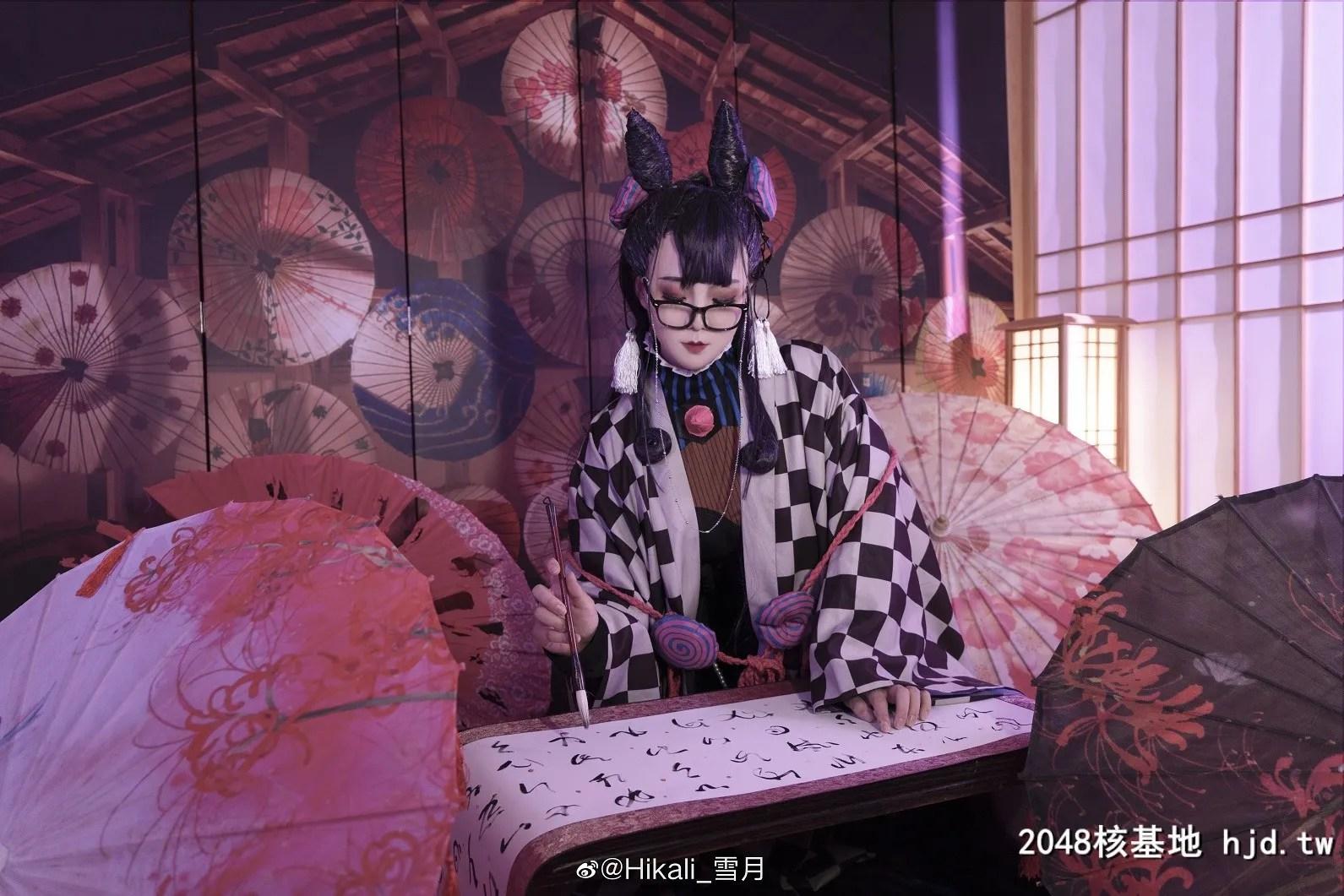 Fate/GrandOrder紫式部@Hikali_雪月 (10P)插图