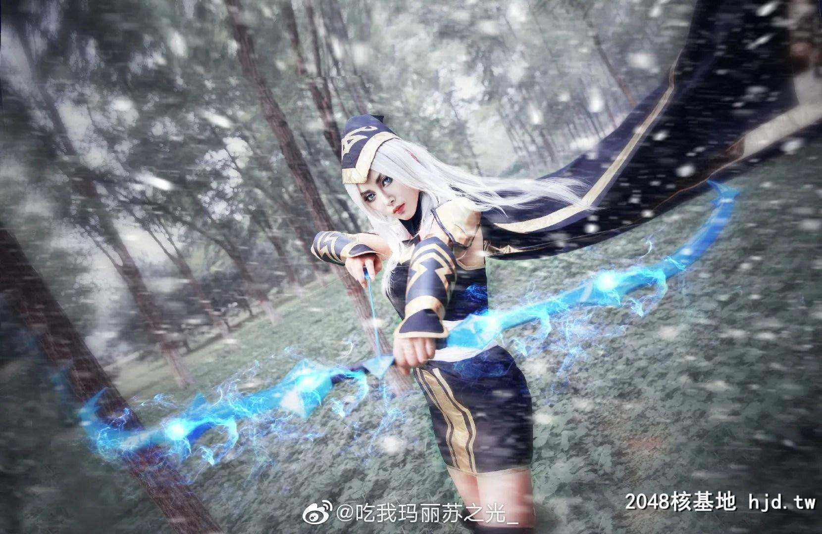 英雄联盟寒冰射手艾希@吃我玛丽苏之光_ (9P)插图(6)
