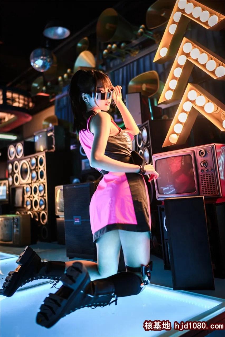 图片[12] - 朋克风格时尚美女 (42P) - 唯独你没懂