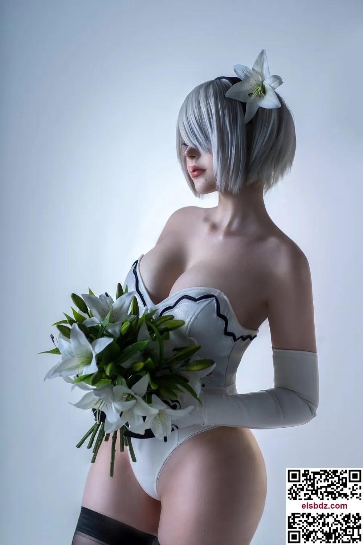 Sayathefox 2B the white body插图(1)