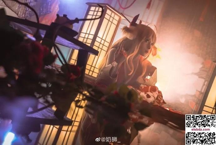 狐妖小红娘 涂山红红cos cn奶狮 (15P)插图(4)