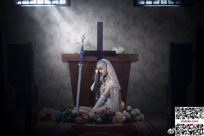 哥布林杀手剑之圣女cos cn赤羽花梨 (12P)插图(4)