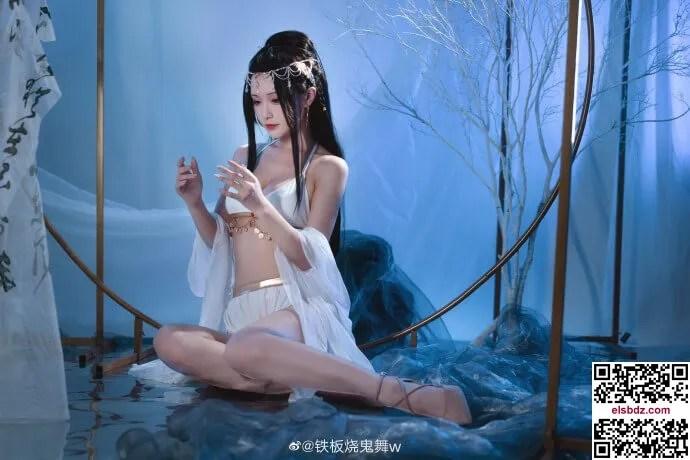 闪烁之光新英雄女娲cos cn铁板烧鬼舞w (10P)插图(7)