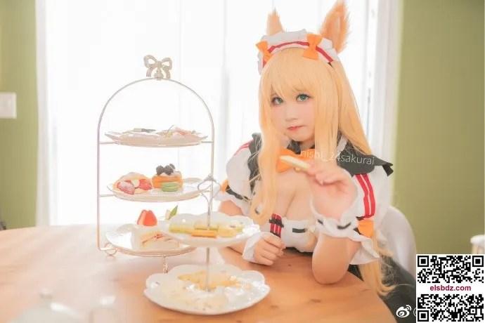 Nekopara Maple 娇萌可爱的猫女仆cos cn贰肆NiShi (9P)插图(5)