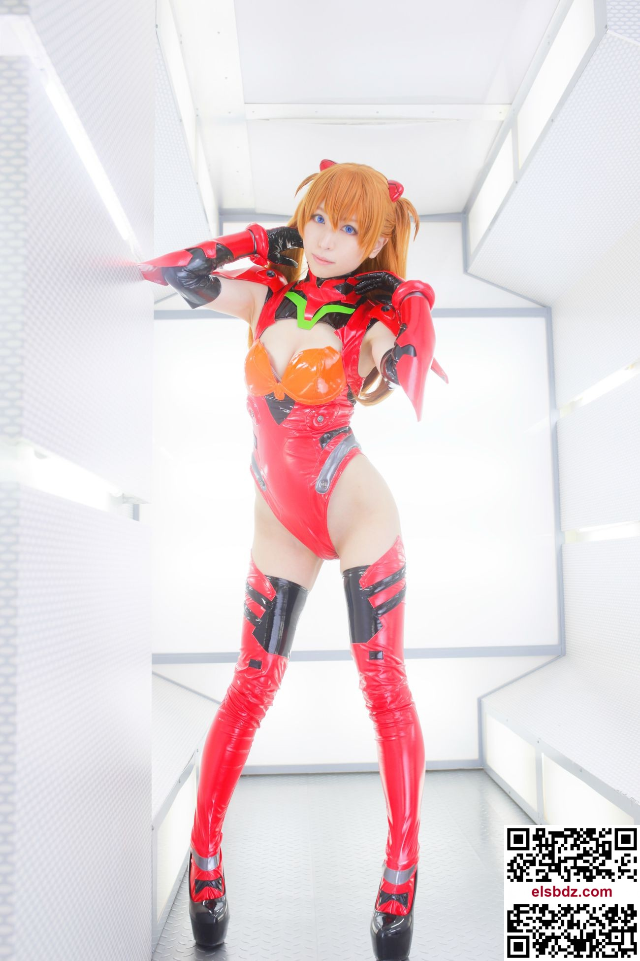 Cosplay みやこどんぶり みやこりお Asuka 2nd插图(11)