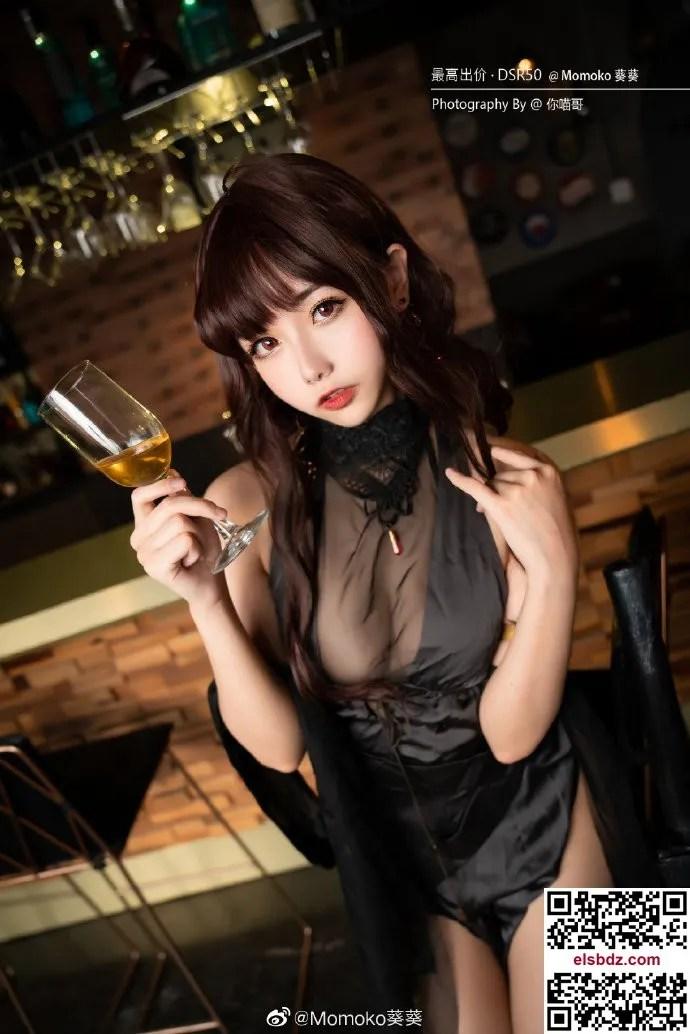 少女前线DSR-50最高出价cos Momoko葵葵 (12P)插图(2)