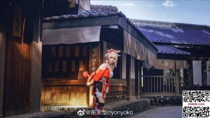 原神宵宫cos,不同日常的宵宫冲呀!cn菠萝@阳炎型nyonyoko (16P)插图(9)
