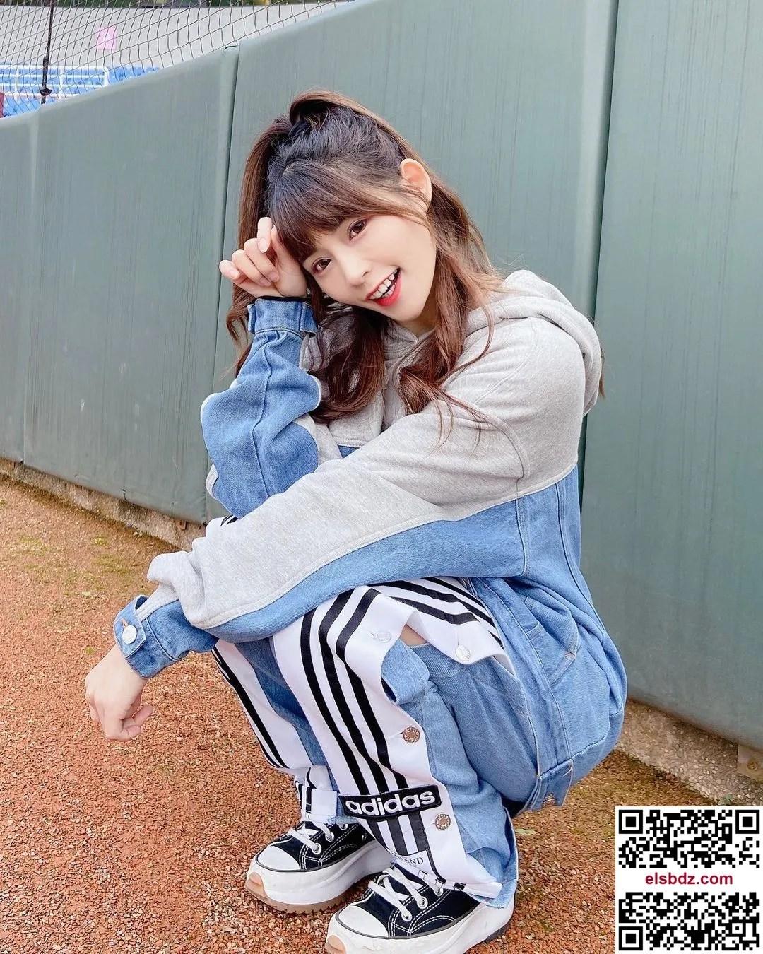 """小清新双马尾正妹""""筱晴"""",让你维持青春活力!插图(2)"""
