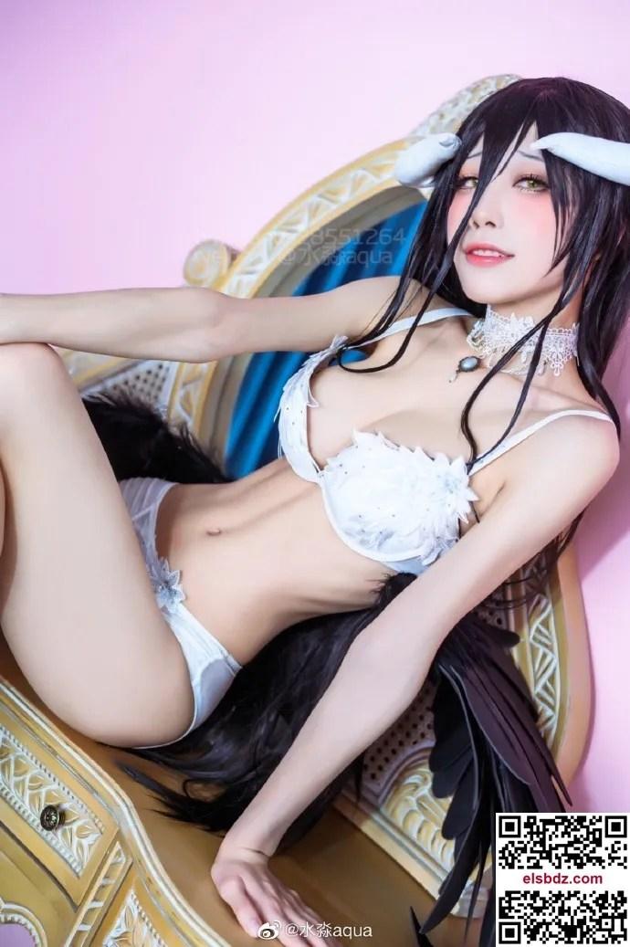 雅儿贝德同人cos内衣ver&手办ver性感毛衣造型 cn水淼aqua (13P)插图(2)