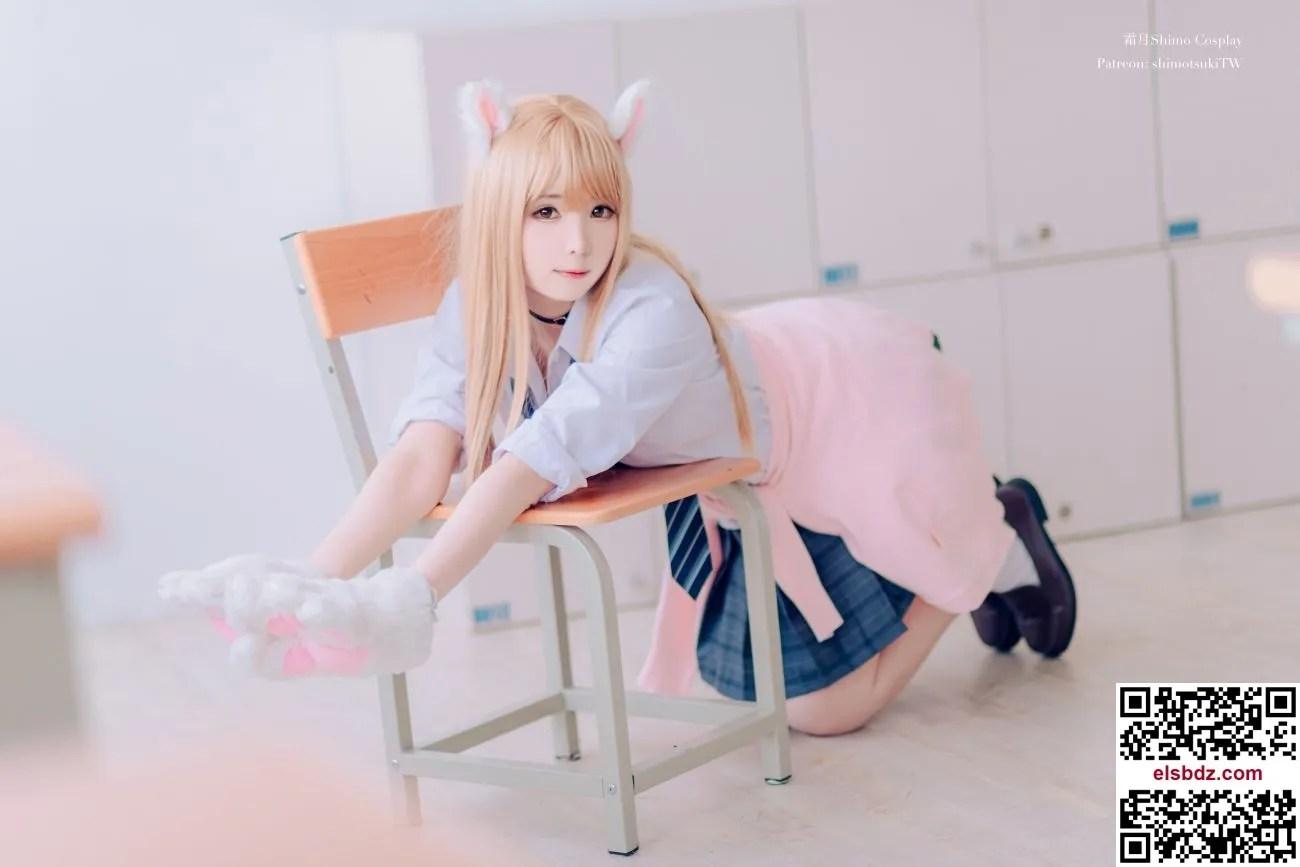 霜月shimo 金发制服插图(2)