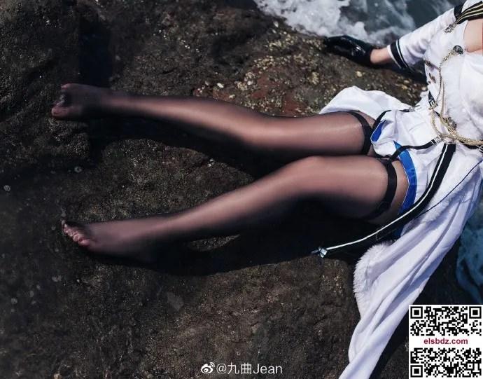碧蓝航线恰巴耶夫cos 顶级帅气迷人 cn九曲Jean (10P)插图(8)