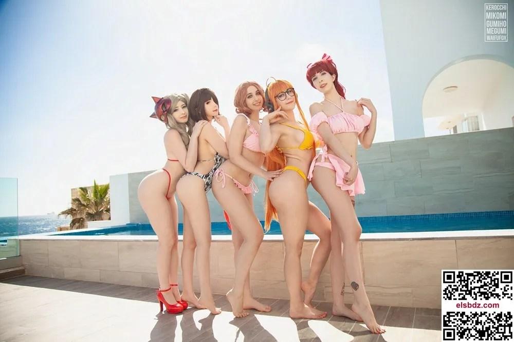 Persona 5 Bikini插图(3)