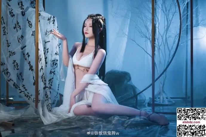闪烁之光新英雄女娲cos cn铁板烧鬼舞w (10P)插图(1)