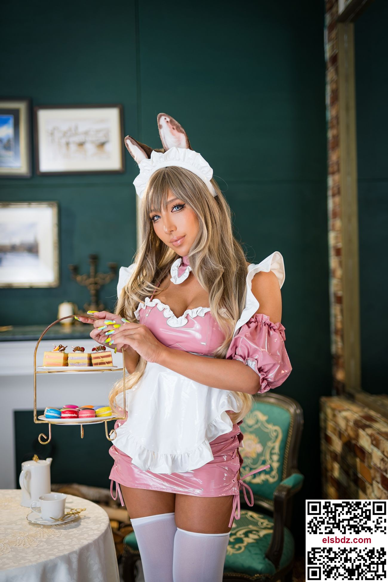 Cosplay nonsummerjack non Welcome home Master插图(4)