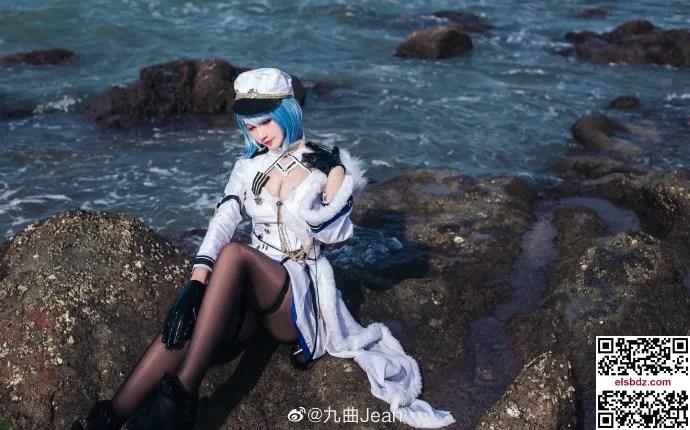 碧蓝航线恰巴耶夫cos 顶级帅气迷人 cn九曲Jean (10P)插图(5)