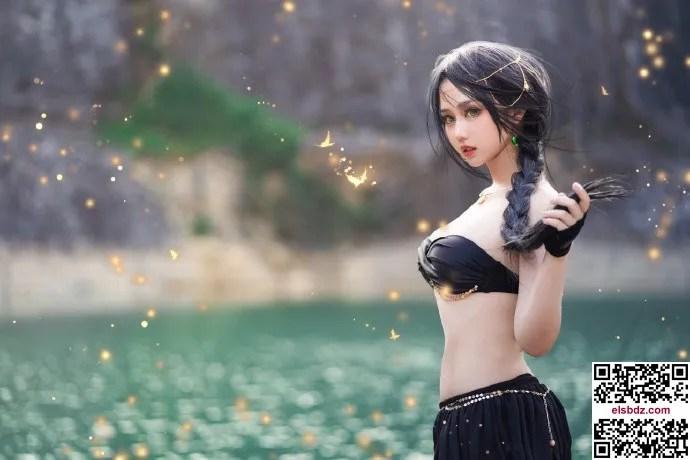 鬼刀风铃公主cos 超唯美动人 cn镜酱 (18P)插图