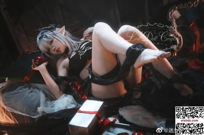 明日方舟泥岩cos 静谧午夜DN06 cn迷失人形QUQ (15P)插图(7)