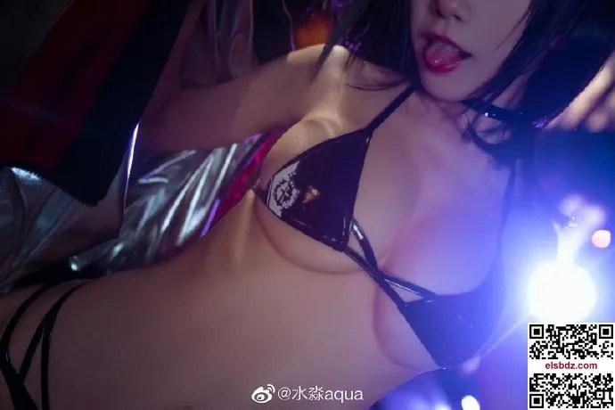 碧蓝航线 大凤机车cos CN水淼aqua (12P)插图(10)