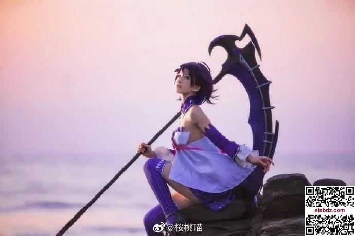 崩坏3希儿·芙乐艾cos 幻海蝶梦 cn桜桃喵 (10P)插图(7)