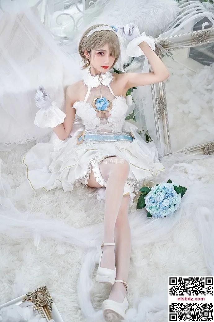 崩坏3丽塔花嫁蔷薇誓言cos cn宵鱼弟弟 (14P)插图(4)
