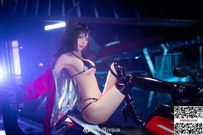碧蓝航线 大凤机车cos CN水淼aqua (12P)插图(1)