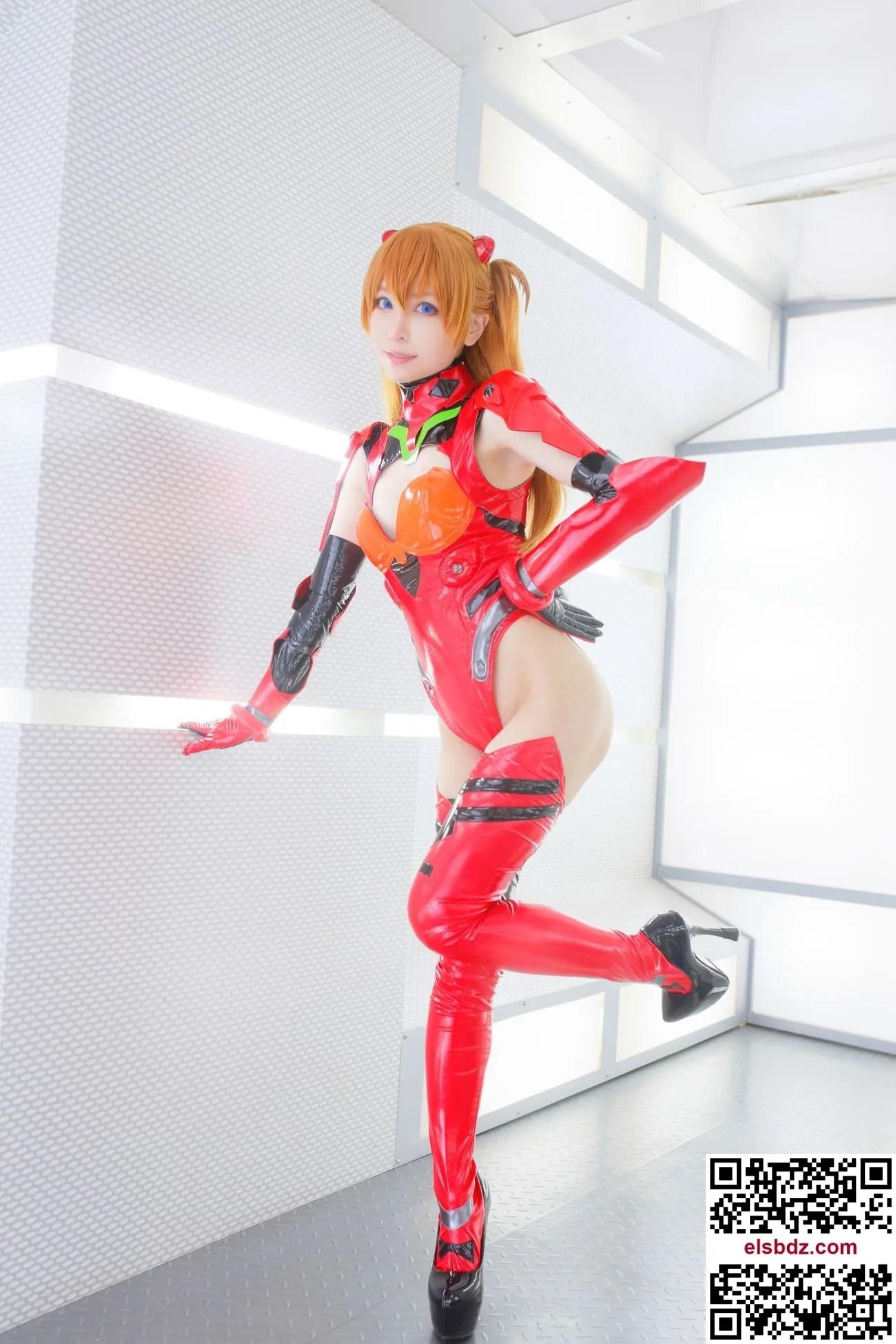 Cosplay みやこどんぶり みやこりお Asuka 2nd插图(1)