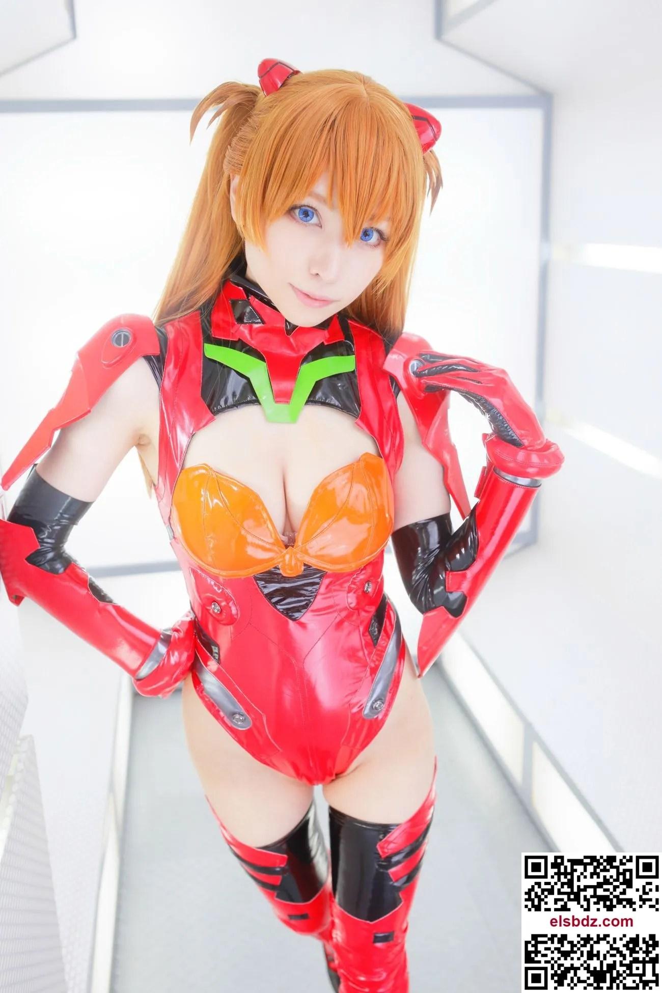 Cosplay みやこどんぶり みやこりお Asuka 2nd插图(10)