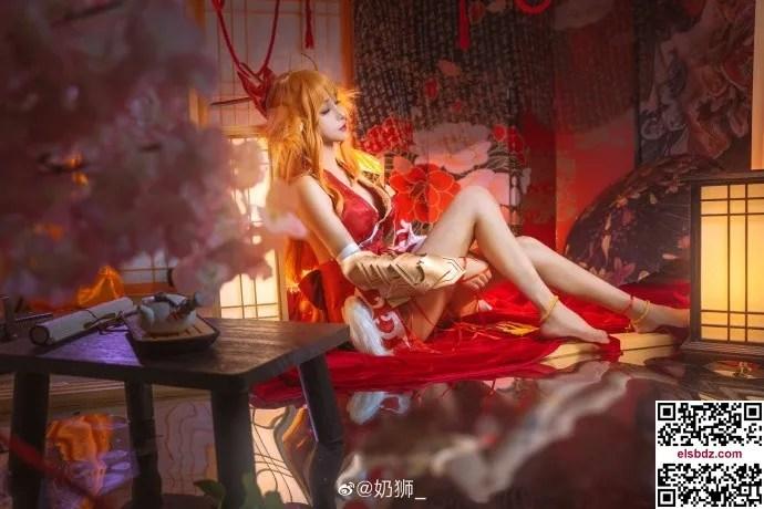 狐妖小红娘 涂山红红cos cn奶狮 (15P)插图(8)